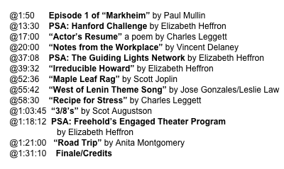 "@1:50      Episode 1 of ""Markheim"" by Paul Mullin