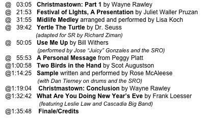 @   03:05   Christmastown: Part 1 by Wayne Rawley